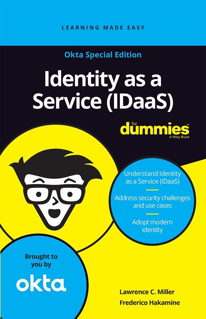 Okta-Identity-as-a-Service-For-Dummies